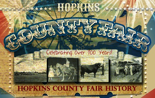 HOPKINSCOUNTYFair HISTORY